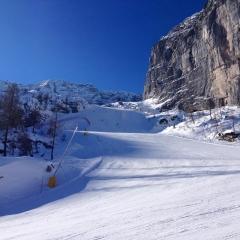 Finale Coppa Europa sci Alpino a Sella Nevea