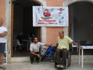 Giornata Paralimpica L'Aquila - 13 ottobre 2011