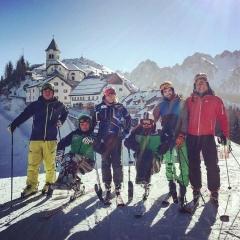 Mondiali di Para Sci Alpino Tarvisio 2017