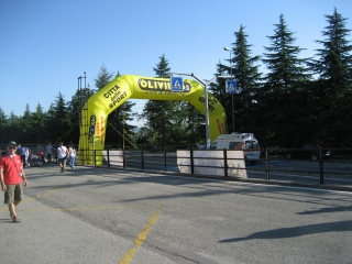 San Marino Gara HandBike luglio 2010
