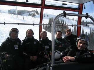 Vancouver Canada marzo 2010 Para Olimpiadi
