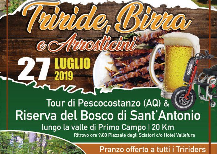 Tour in Triride di Pescocostanzo (AQ) & Riserva del Bosco di Sant'Antonio