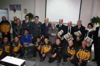 Guardia di finanza, calendario 2012 del soccorso alpino di L'Aquila e Roccaraso