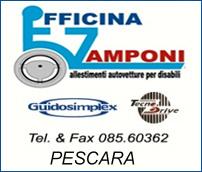 Logo Aldo Zamponi Autofficine Modifiche Per Disabili PESCARA
